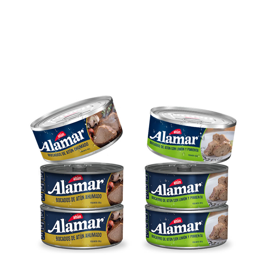 Alamar Deluxe Pack<br> (6 unidades)