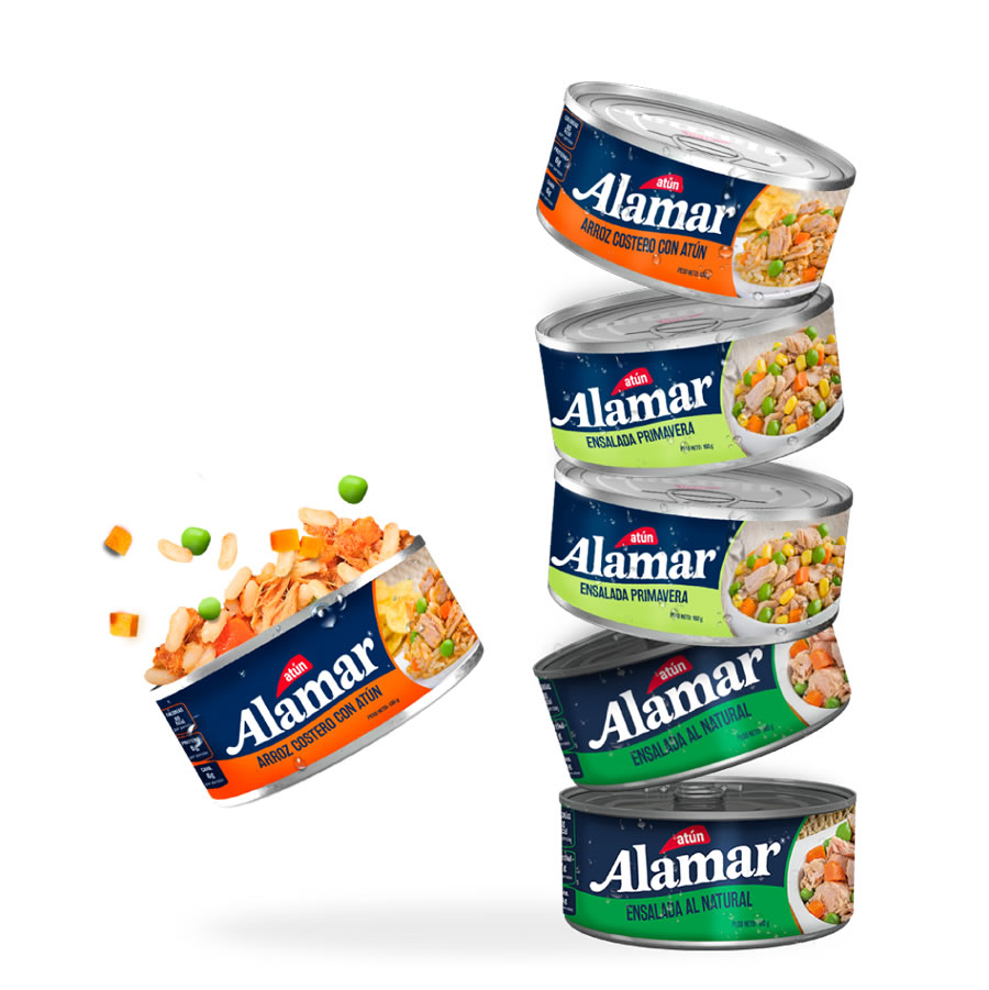 Alamar Ready to Enjoy<br> (6 unidades)