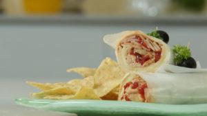 Burritos de atún Alamar